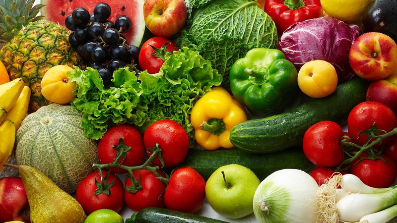 Dobroczynny wpływ warzyw i owoców na nasz organizm