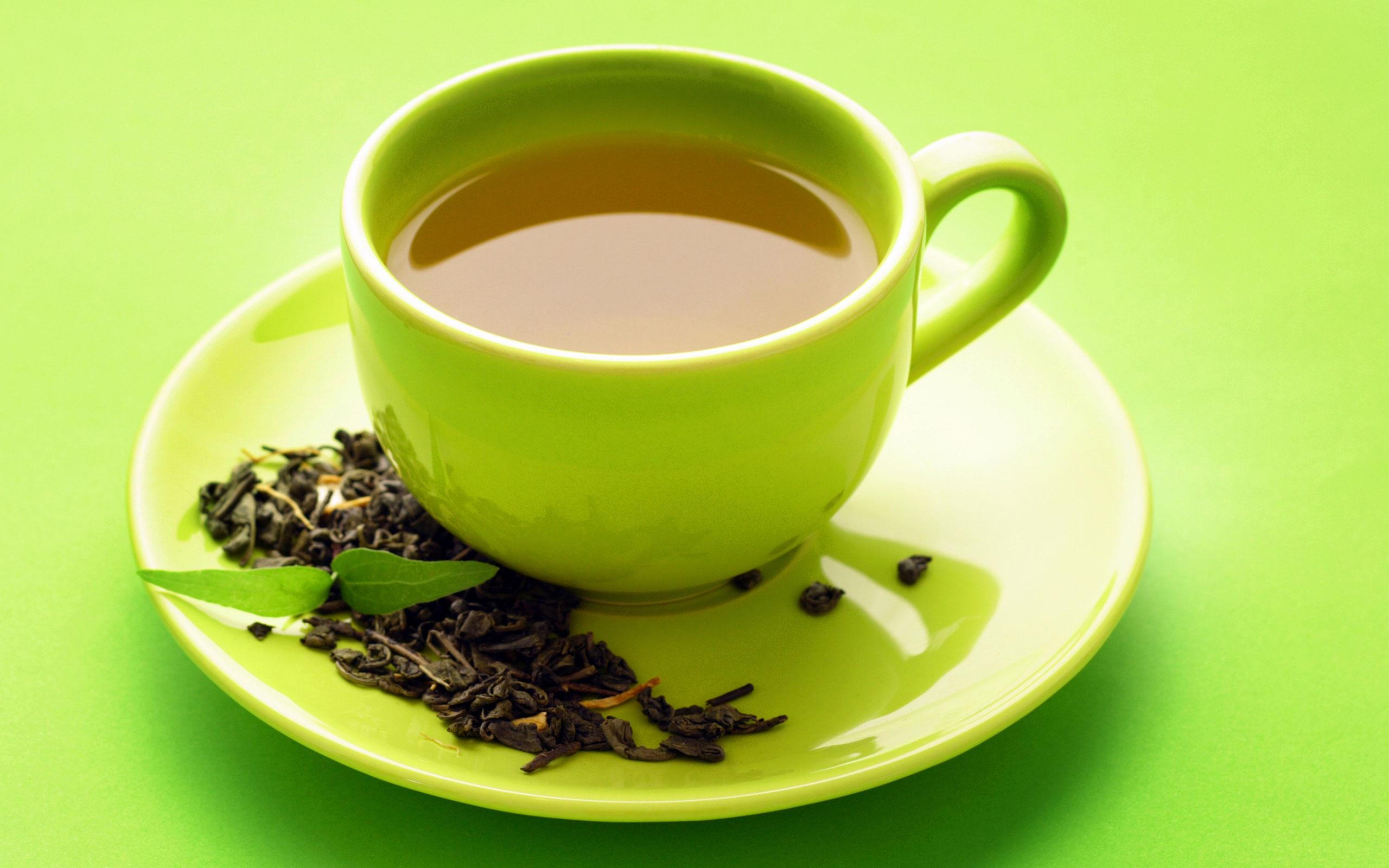 Zielona herbata wspomaga odchudzanie?