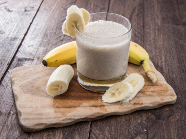Zrzuć szybko kilogramy – odchudzający koktajl bananowy
