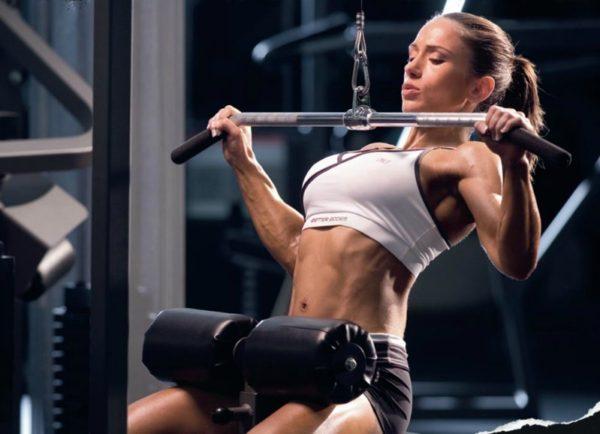 Kobiety na siłowni?