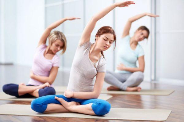 Jak wybrać matę do ćwiczenia yogi?