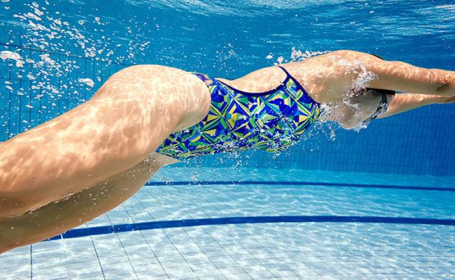 Pływanie, a zdrowie
