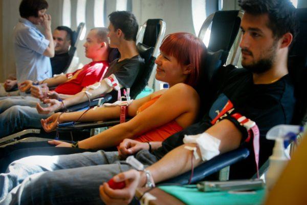 Cenna krew – jak zostać dawcą?