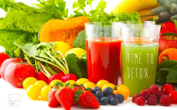 Detoks, czyli niezbędne odtruwanie organizmu