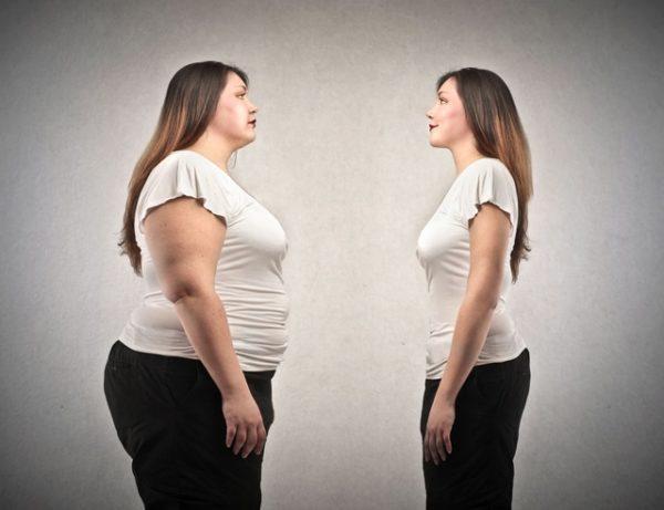 Walcząc z nadwagą