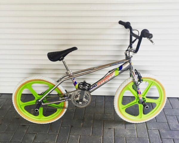 Jak wybrać pierwszy rower BMX?