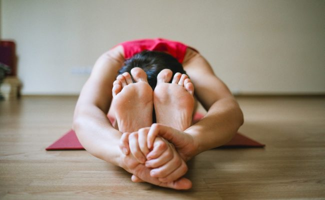 Wpływ jogi na stres