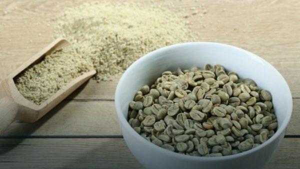 Zielona kawa i jej działanie