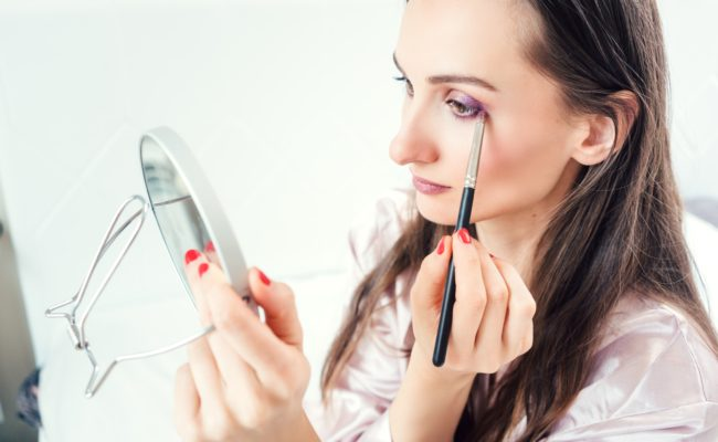 Makijaż oczu – krok po kroku