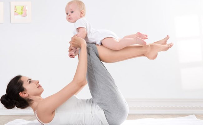 Aktywność fizyczna kobiet po cesarskim cięciu