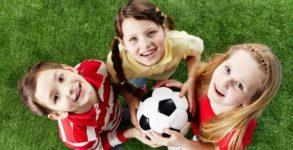 sport dziecko