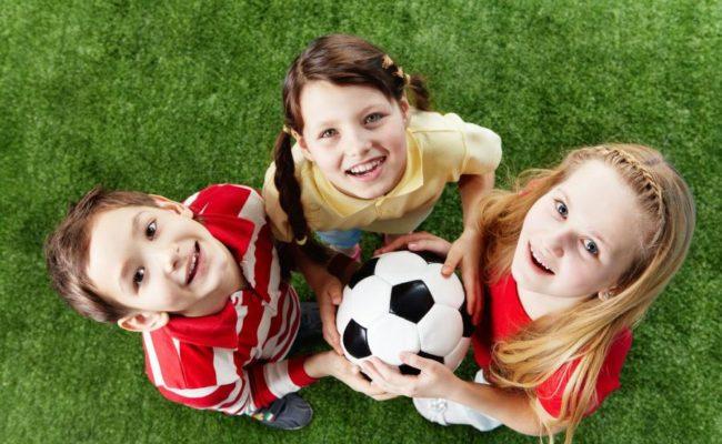 Wpływ sportu na rozwój dziecka